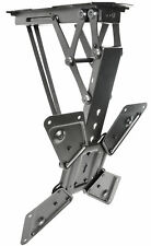 """Vivo MOUNT-E-FD55 23"""" to 55"""" Motorized Flip Down Pitched Roof Screen Mount"""