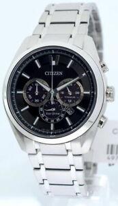 Citizen SUPER TITANIUM CHRONO Herrenuhr CA4010-58E NEU!