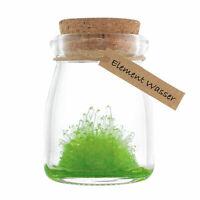 Kristalle züchten, Kristalle selber züchten, Kristallzucht Element Wasser