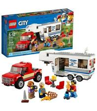Lego City juguete tractor forestal 60181
