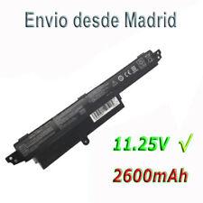 Batería para  Asus VivoBook X200CA X200M X200MA F200CA A31N1302 A3INI302