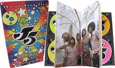 Michael Jackson 5 Five J5 Coffret SOULSATION Lot (4) CD Pack Box Set USA 1995