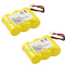 2 NEW Cordless Home Phone Rechargeable Battery Pack for AT&T 4000X 4051 4061 HOT