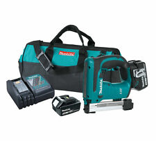 Makita DST221Z 18V LXT Li-Ion Cordless Stapler XTS01z  - kit