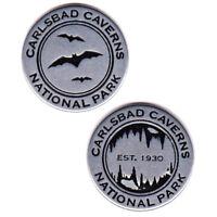 Carlsbad Caverns National Park Metal Token, Southern New Mexico, Nat'l
