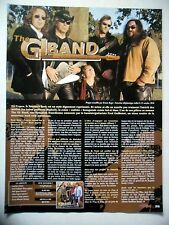 COUPURE DE PRESSE-CLIPPING :  THE GL BAND 12/2010 Fred Guillemet,Dont Stop Rock