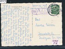 06159) Landpost - Ra2 24a Rave über Lüneburg, Karte 1958
