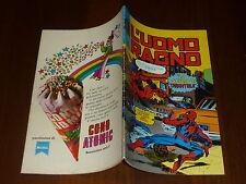 L' UOMO RAGNO N° 188 CORNO Ed CORNO 1977 DA RESA - MAGAZZINO !!