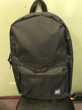 Herschel Supply Co Settlement Aspect Black/Black Backpack Bag Pack Laptop New