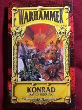 Warhammer Konrad by David Ferring - NEW