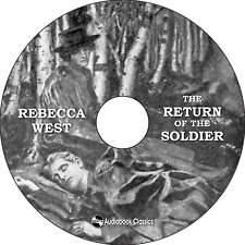 The Return of the Soldier - Unabridged MP3 CD Audiobook in paper sleeve