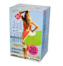 2x Uncle Lees Teas Body Slim Dieter Tea Original Flavour 30 Bags