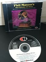 Phil Mason's New Orleans All-Stars • A groovy kind of Jazz CD