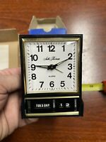 Vintage Seth Thomas Folding Clock New in its original box