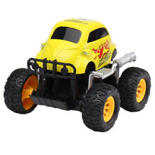 Baby Toys Pull Back Mini Car Large Tire 4 Wheels Inertia Car Simulation Toy
