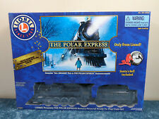 The Polar Express Lionel 7 Battery Operated Train Set (7-11824) New