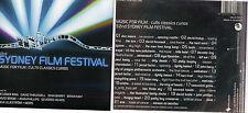 SYDNEY FILM FESTIVAL - OZ 21 TRK CD -DECODER RING -SEVERED HEADS-DAVID THRUSSELL