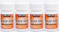 Kirkland Sleep Aid (Doxylamine succinate) 25 mg 384 Tablets -Exp 03/2019