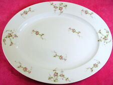 """M Redon P.L. Limoges (RDN20) 16"""" OVAL PLATTER   Exc"""
