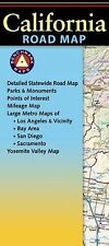 California Road Map : Benchmark Maps (2007)