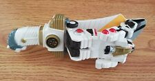 MMPR Power Rangers White Tigerzoid Empire Sword Launcher Saban 1994