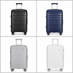 20/24/28 inch Hard Shell PP Suitcase Set Trolley Travel Case Hand Cabin Luggage