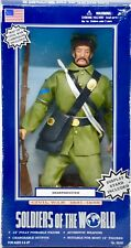 1998 Soldiers of the World Union Sharpshooter Action Figure 12 Inches - Rare