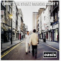 OASIS ( NEW SEALED CD ) ( WHAT'S THE STORY ) MORNING GLORY ? ( CRECD189 )