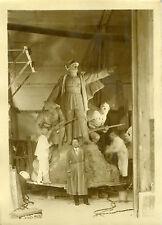 """""""Gl MANGIN par Maxime REAL del SARTE 1931"""" Photo originale G. DEVRED (Agce ROL)"""