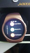 Herzfrequenz überwachende Smartwatch KW18 Fitness handy uhr Schlafüberwachung DE