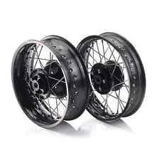 Triumph Motorcycles A9648041 Thruxton 1200 Black Wheel Kit