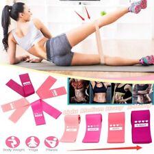 Bandas elásticas entrenamiento Resistencia Loop Crossfit Fitness Yoga Booty Banda De Ejercicio
