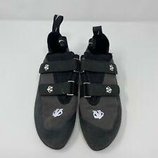 Evolv climbing shoe fromTrax USA. Mens size 11 (US) Black
