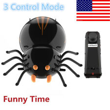 DIY Spider RC Cars Cartoon Toys Best Gift for Kids W/ 2.4Ghz Remote Control US