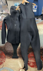 TWO PIECE DIVE SUIT WETSUIT