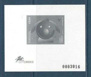 PORTUGAL - 2490 PROOF - MNH - 2002 - EUROPA - UNCOLORED PROOF