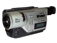 Sony Handycam DCR-TRV120E Digital8 Camcorder - Video8 Hi8 kompatibel