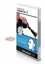 Virtuosso Curso De Clarinete Vol.3