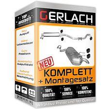 Auspuff Opel Signum / Vectra C Kombi 2.0 2.2 DTi Auspuffanlage /3069
