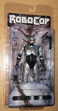 "NECA ROBOCOP BATTLE DAMAGED ROBOCOP 7"" INCH ACTION FIGURE"