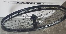 "Halo COMBAT Disc (Rear) Wheel (26"") QR Mountain Bike 8 9 10 speed (BLACK)"