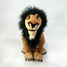 Disney The Lion King Scar Plush Stuffed Toy 34CM Gift