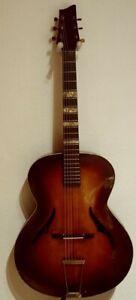 Framus Tango Schlaggitarre,Jazzgitarre, Archtop Made in Germany