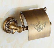Antique Brass Bathroom Toilet Paper Holder Wall Mounted Roll Paper Holder Kba487
