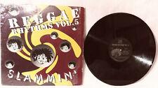 Reggae Rhythms Vol.5 (Slammin/1st Press) Vg+/Ex!