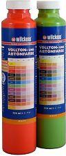 ?6,52 L/750 ml Volltonfarbe Abtönfarbe matt emissionsarm wetterbeständig 23 Töne