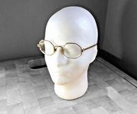 """Vtg Victory Eyeglasses Octagonal Ladie's 1/20 12K Karat Gold Filled Size 5 1/2"""""""