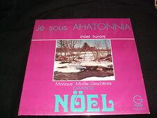 MONIQUE MIVILLE-DESCHENES<>NEL HURON<>Lp Vinyl~Canada Pressing~GAMMA GS 135