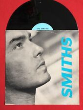 "THE SMITHS -Panic- Extremely Rare Black vinyl German 12"" (Vinyl Record)"