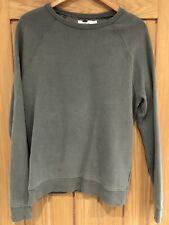 Topman Khaki Sweatshirt Size Small
